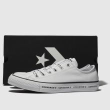 Converse all star ox logo laces 1