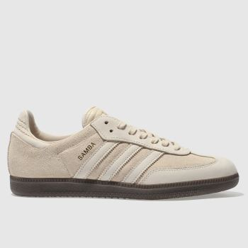 Adidas Natural Samba Fb Mens Trainers