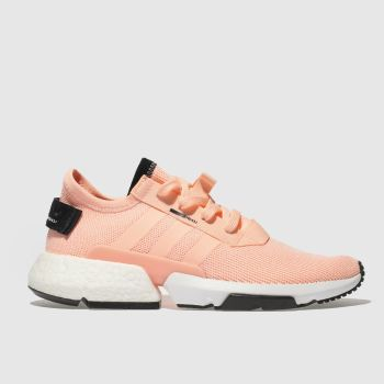 Adidas Pink Pod-S3.1 Mens Trainers