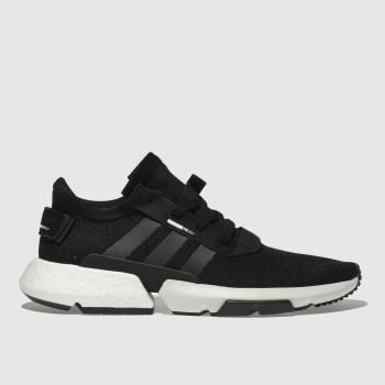 ADIDAS BLACK POD-S3.1 TRAINERS