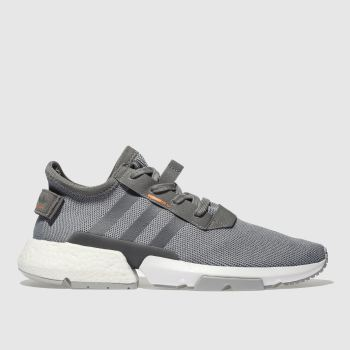 Adidas Grey Pod-S3.1 Mens Trainers