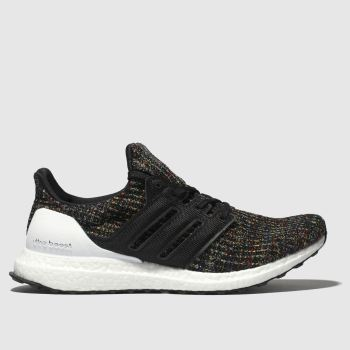 Adidas Black & White Ultraboost Mens Trainers