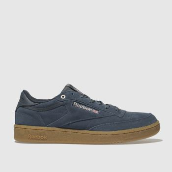 Reebok Blue Club C 85 Mens Trainers