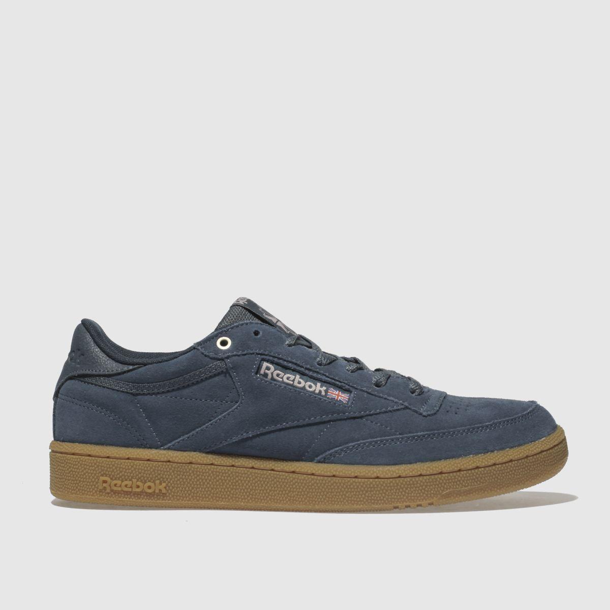 7a85b59b3c034d Reebok Blue Club C 85 Trainers - Schuh at Westquay - Shop Online
