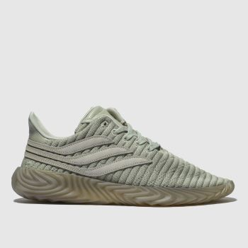 Adidas Beige Sobakov Mens Trainers