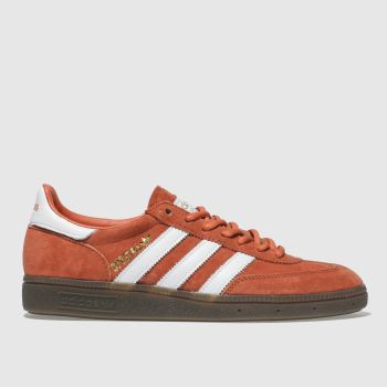 Adidas Orange HANDBALL SPEZIAL Trainers