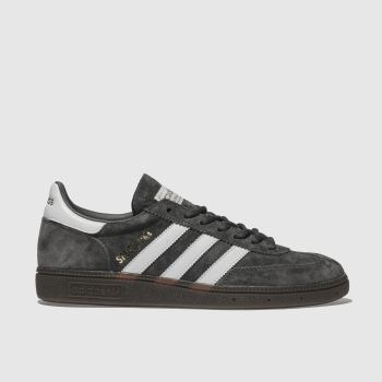 Adidas Dark Grey Handball Spezial Mens Trainers