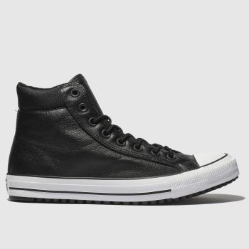 Converse Black & White All Star Boot Pc Hi Mens Trainers