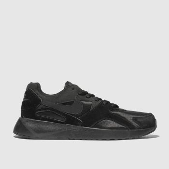 Nike Black Pantheos Mens Trainers