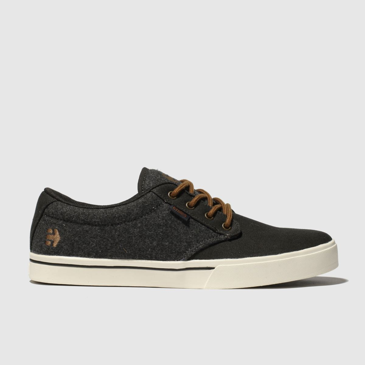 Etnies Dark Grey Jameson 2 Eco Trainers