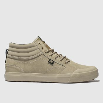 Dc Shoes Tan Evan Smith Hi Wnt Mens Trainers