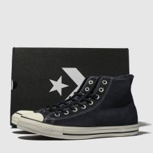 mens navy converse all star base camp hi trainers  4f1ad16ff