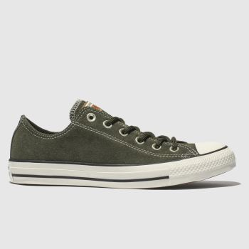 Converse Khaki ALL STAR BASE CAMP OX Trainers