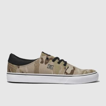 Dc Shoes Tan Trase Tx Se Mens Trainers