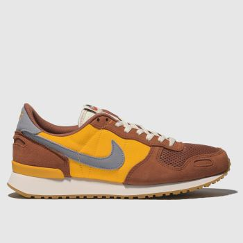 online store 3391b 2b2a8 Nike Yellow Air Vortex Mens Trainers