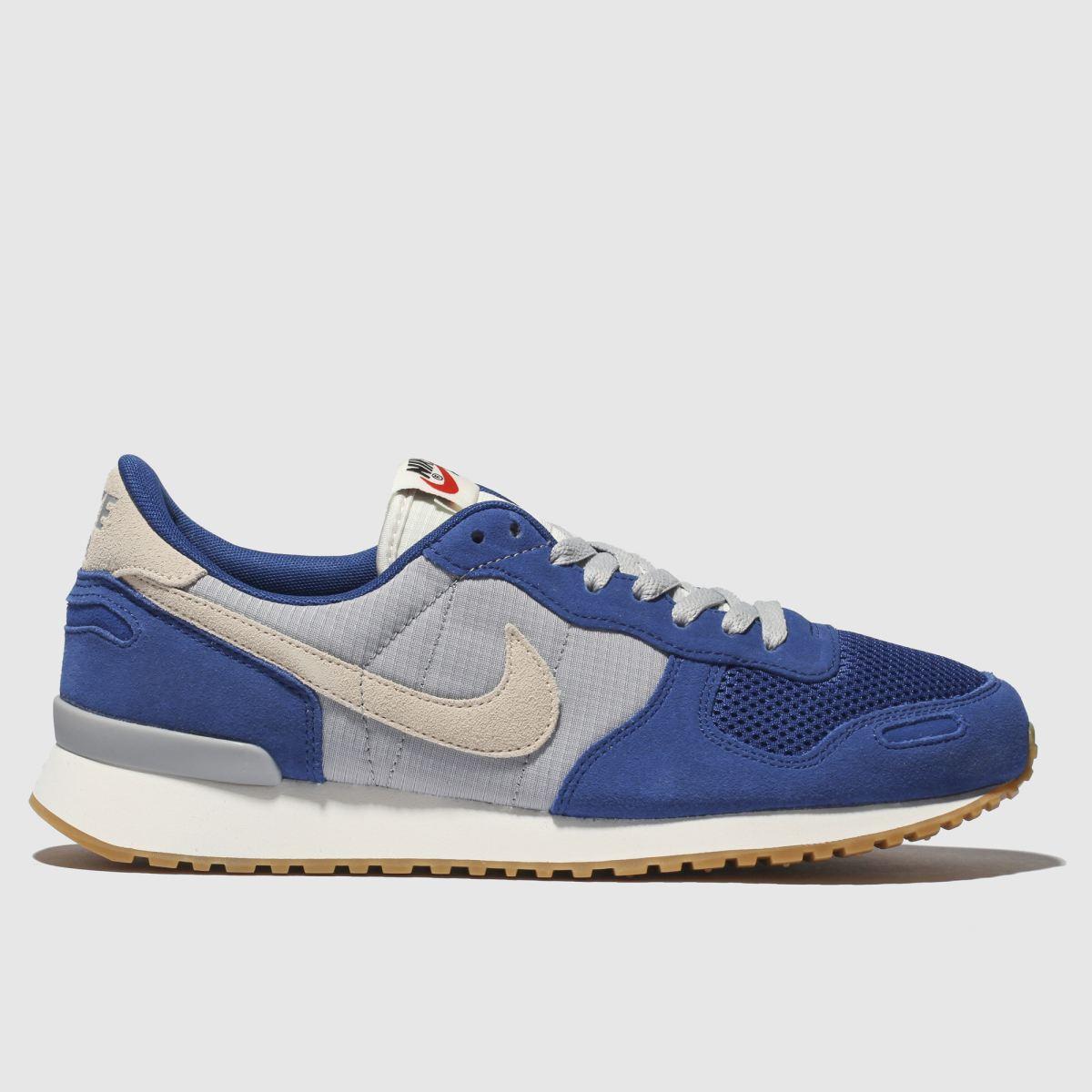 Nike Blue Air Vortex Trainers