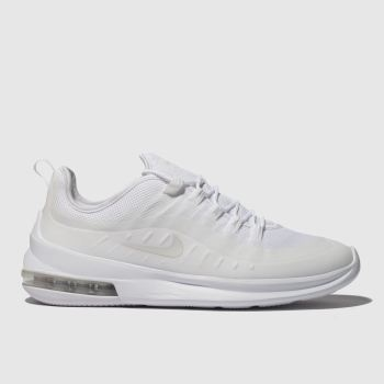 Nike White Air Max Axis Mens Trainers