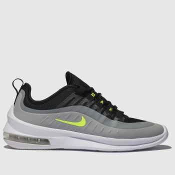 purchase cheap 1a432 4ea3d Nike Black   Grey Air Max Axis Mens Trainers