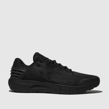 Under Armour Black Charged Rogue Trainers