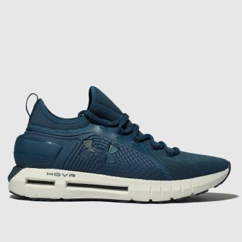 Under Armour Blue Hovr Phantom Se Mens Trainers