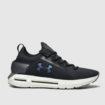 under armour black hovr phantom se trainers