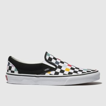 Vans Multi Classic Slip-on Mens Trainers from Schuh