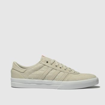 Adidas Skateboarding Natural Lucas Premiere Mens Trainers