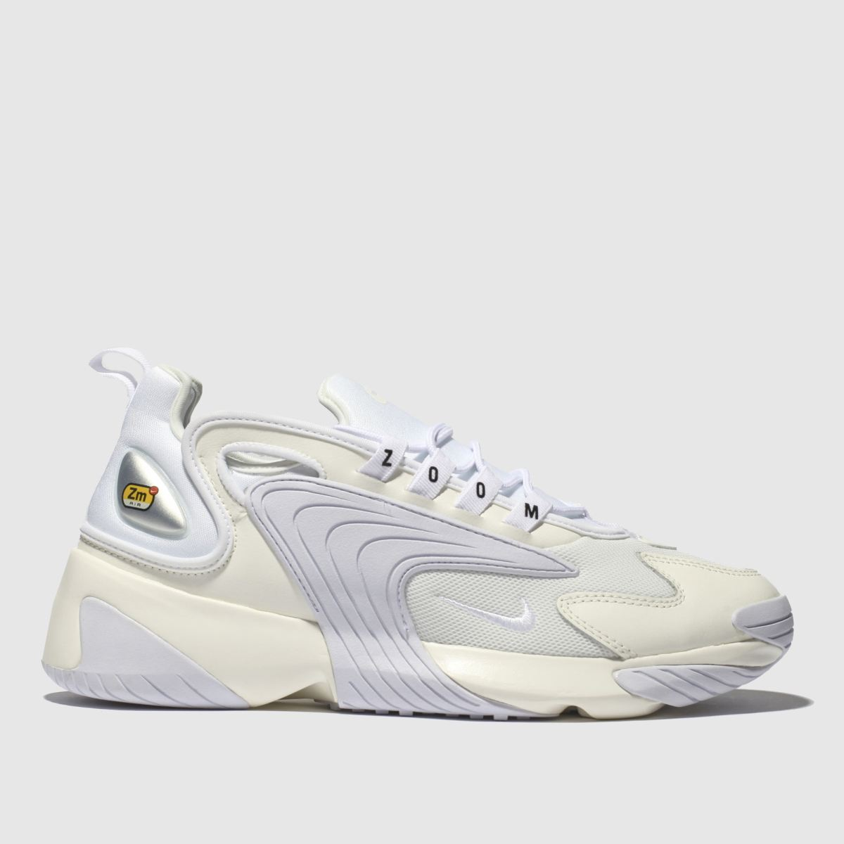 Nike White Zoom 2k Trainers