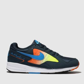 Nike Navy & Pl Blue Air Skylon Ii Mens Trainers from Schuh