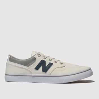 New Balance White & grey All Coasts 331 Mens Trainers