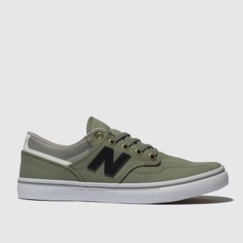 317f1b44f06 New Balance Khaki All Coasts 331 Mens Trainers