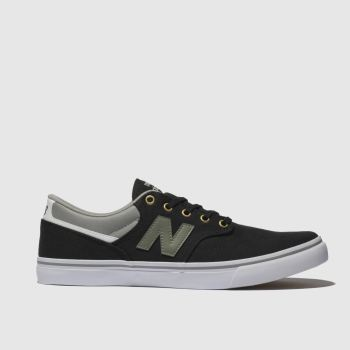 New Balance Black & Green All Coasts 331 Mens Trainers