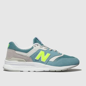 new balance pale blue 997h trainers