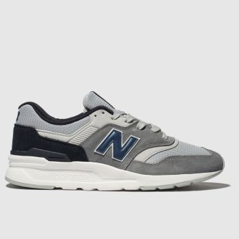 New Balance Grey 997H Mens Trainers