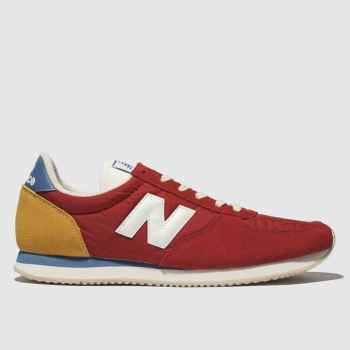 New Balance Red 220 Mens Trainers