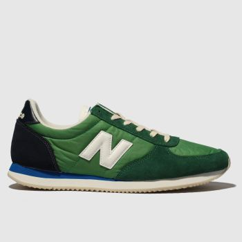 NEW BALANCE GREEN 220 TRAINERS