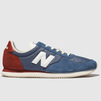 NEW BALANCE BLUE 220 TRAINERS