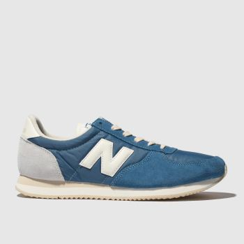 New Balance Navy & Stone 220 Mens Trainers