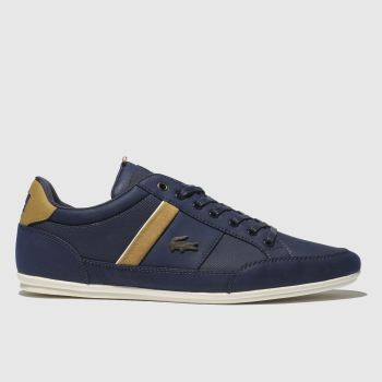 Lacoste Navy Chaymon Mens Trainers