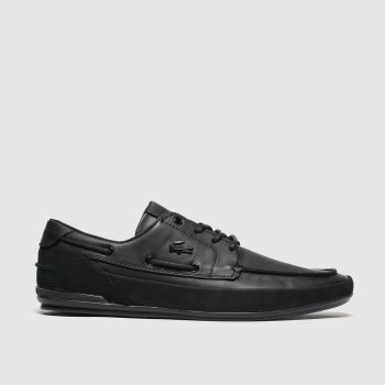 Lacoste Black Marina Mens Trainers