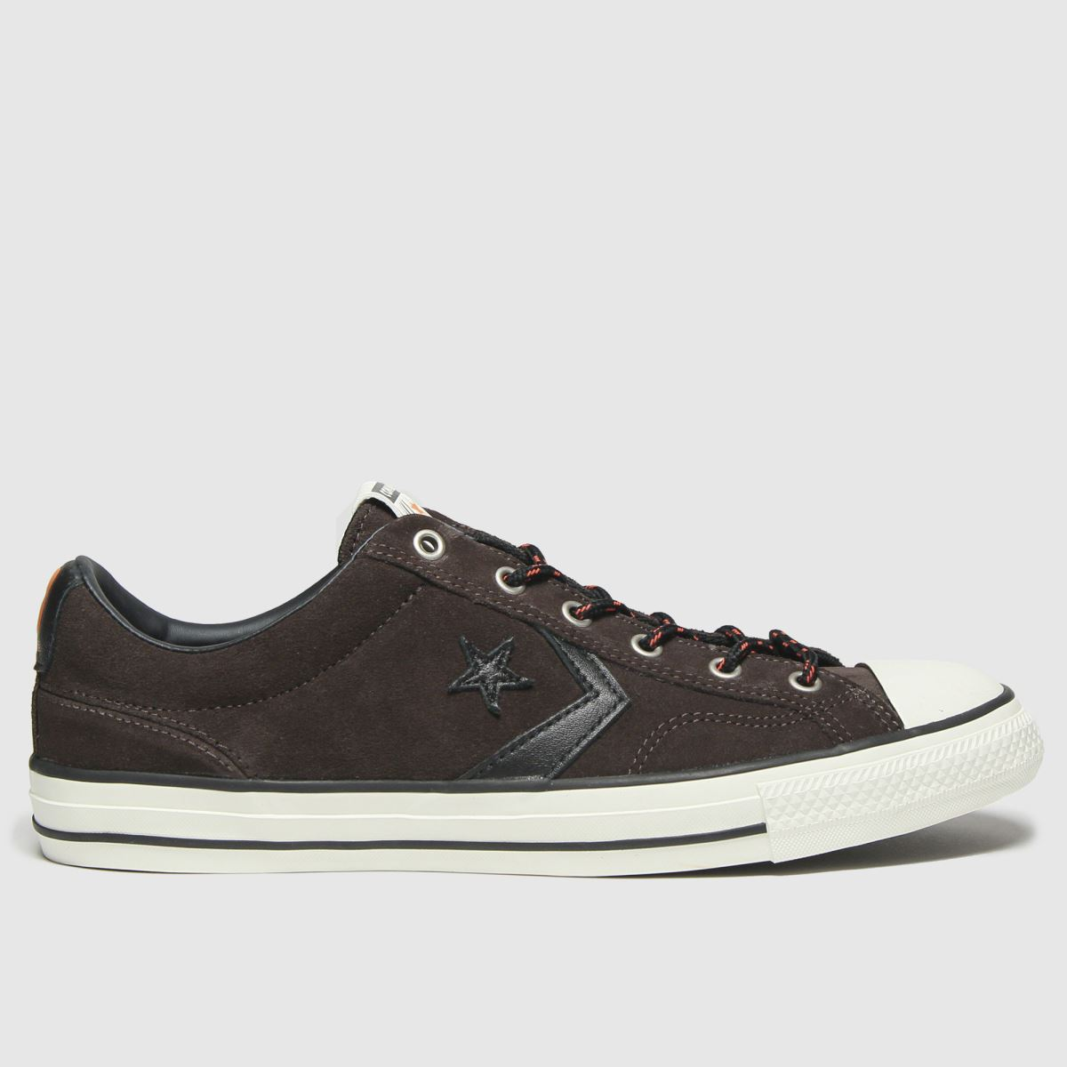Converse Dark Brown Star Player Ox Trainers