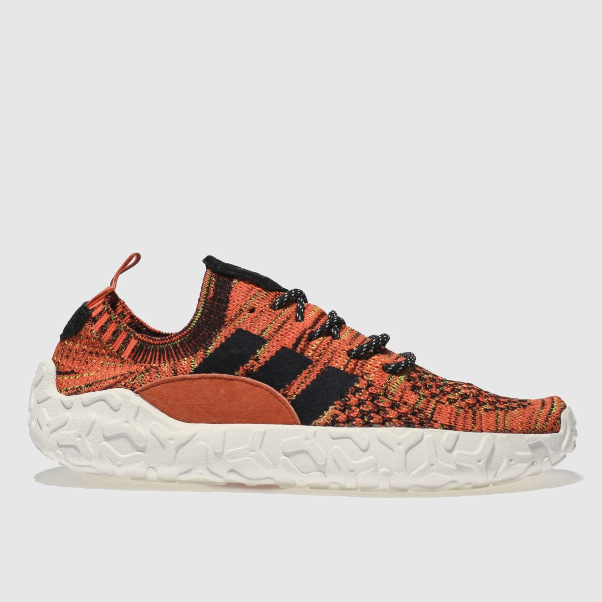 buy popular 4a6b4 2ff2d Adidas Orange Atric F22 Primeknit Trainers  £44.99  Port