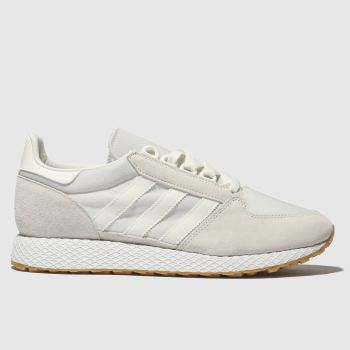 Adidas Stone Forest Grove Mens Trainers