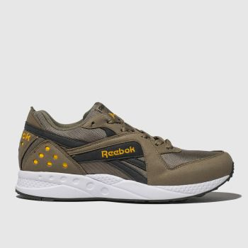 Reebok Grey Pyro Mens Trainers