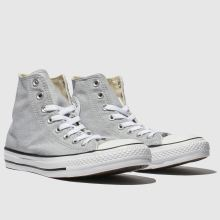 Converse all star washed hi 1