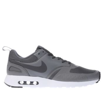 NIKE GREY AIR MAX VISION TRAINERS