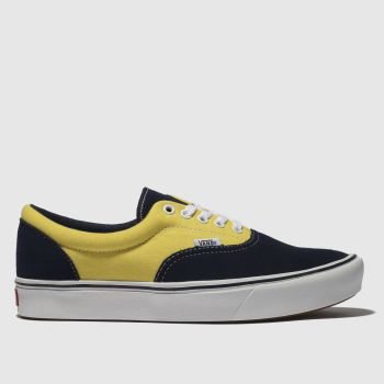 Vans Navy Comfycush Era Mens Trainers