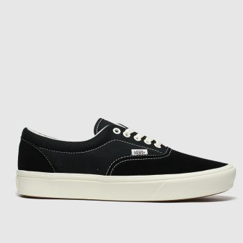 Vans Black Comfycush Era Mens Trainers