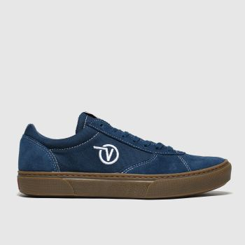 Vans Navy & White Paradoxxx Mens Trainers