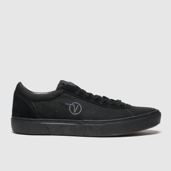 Vans Black Paradoxxx Mens Trainers